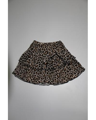 """Юбочка """"Леопард"""" 1-160"""