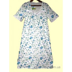 Бабушкина сорочка(с кружевом) 1-081