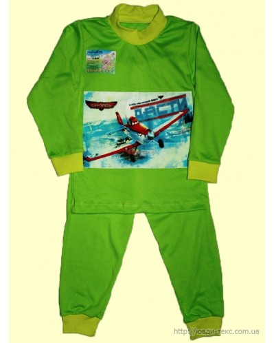 Пижама с набивкой 2-064
