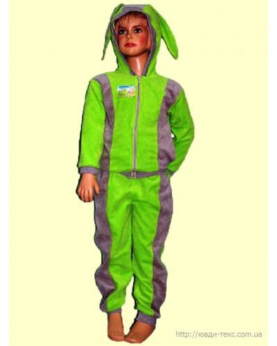 3-026 Спортивный костюм с карманами «Зайчик»