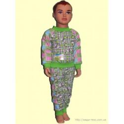 Пижама-реглан 7-021