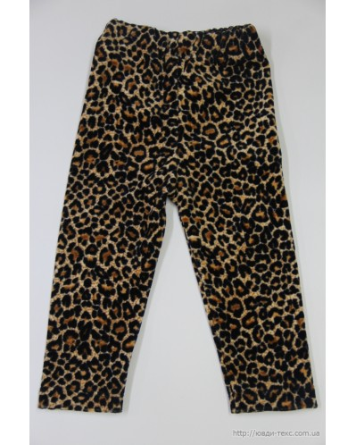 "Лосины \""Леопард\"" 3-036"