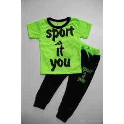 """Футболка+штаны """"Спорт-это ты"""" 1-137"""